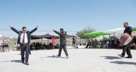 Kaymakam Güldibi, Nevruz Bayramını Harmandalı Oynayarak Kutladı