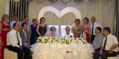 Tarsus Protokol Üyeleri, Keklik Ailesinin Düğününde Buluştu