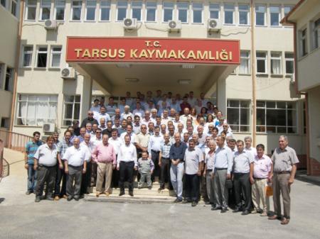Güle Güle Kaymakam Orhan Şefik Güldibi...