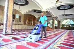Mersin Kent Merkezindeki İbadethanelerin Temizliği İçin Ekip Kurdu