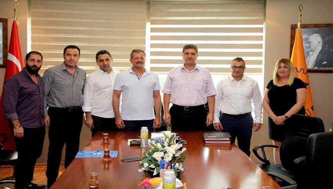 6. İnsan Kaynakları ve İstihdam Fuarı işbirliği protokolü imzalandı