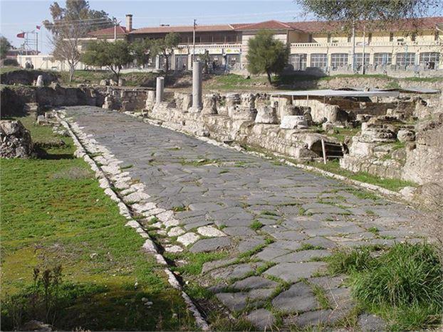 Antik Yollar : Antik roma yolunun restorasyonu İçin ek Ödenek lazım