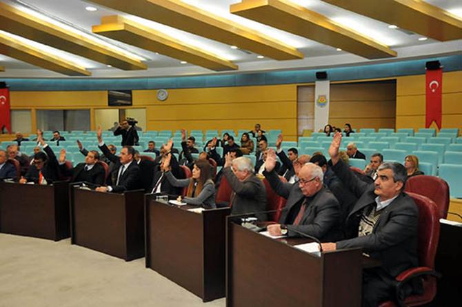 Belediye Meclisi 2 Mayıs Salı Günü Toplanacak