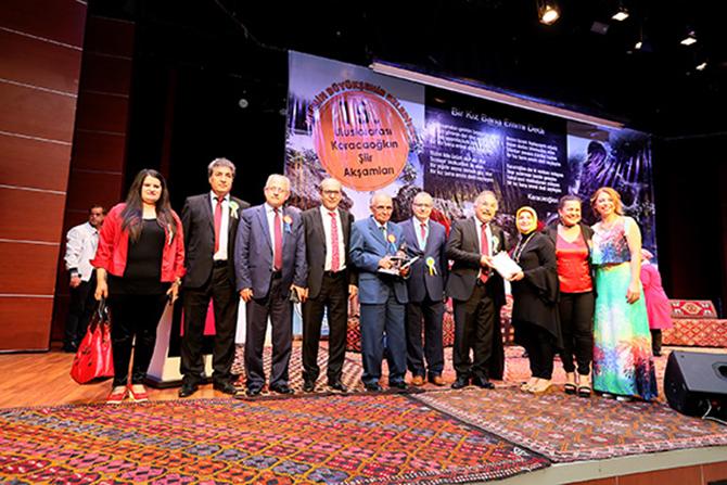 Uluslararası Karacaoğlan Şiir Akşamlarında Şiir Ziyafeti