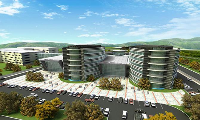750 Yataklı Devlet Hastanesinin Temeli Önümüzdeki Ay Atılacak