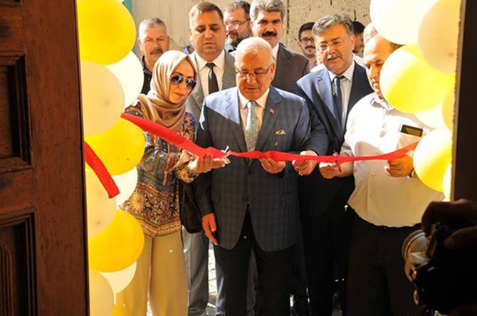 Burhanoğlu Konağı Butik Otel Açıldı