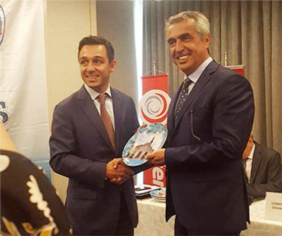 PÜİS Mersin Şube Başkanlığına Nihat Kürklü Seçildi