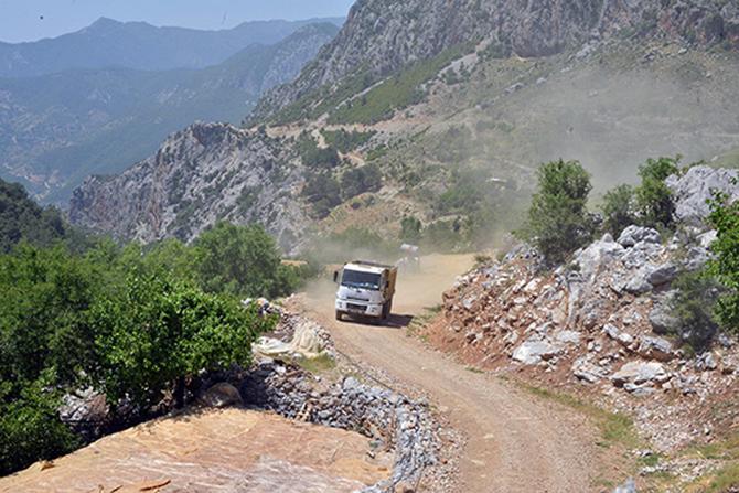 Asfalt Sezonu Tarsus'tan Başlıyor