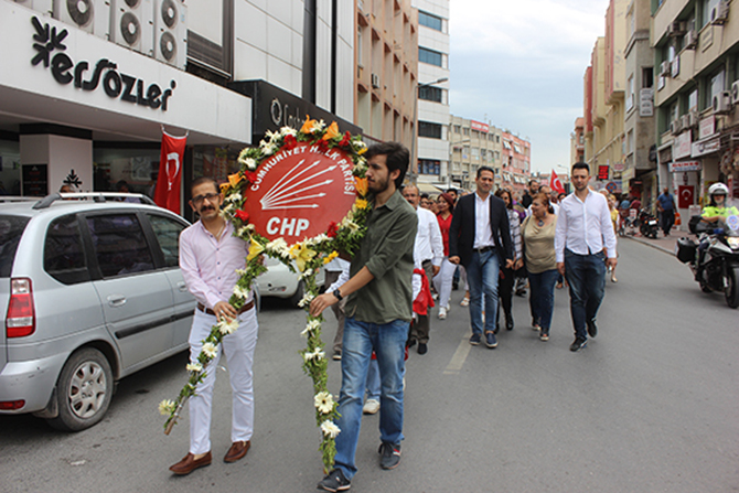 CHP'den Alternatif 19 Mayıs Kutlaması
