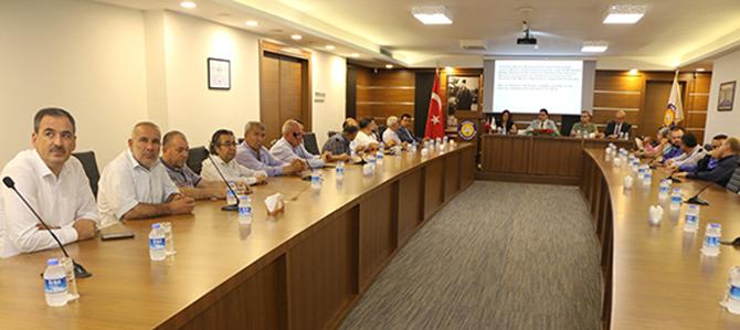 TSO, Meclis Toplantısını Yaptı