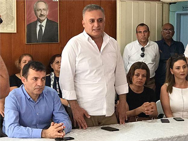 CHP'de Bayramlaşma'da 'Adalet' Vurgusu Yapıldı