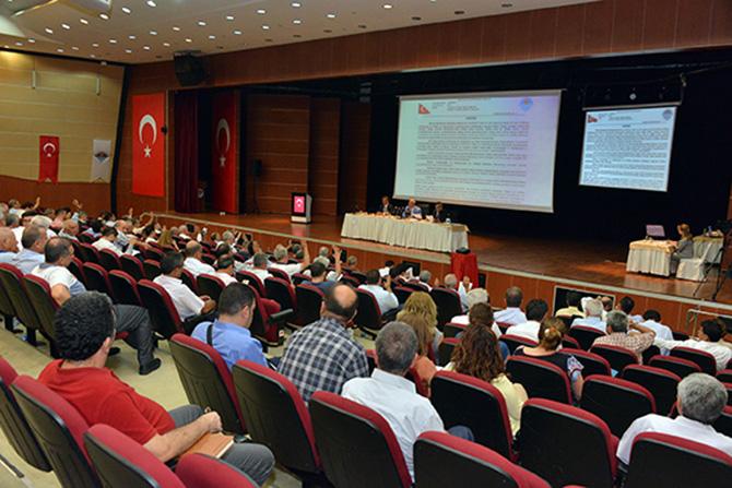 Mersin Büyükşehir Belediye Meclisi Toplandı