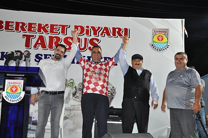Bereket Diyarı Tarsus Köy Şenlikleri'nin 4.sü Aliefendi Mahallesinde Yapıldı