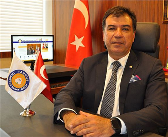 """Başkan Koçak, """"Tarsus Sektörel Ekonomik Vizyon Danışmanlığı Projesi Kabul Edildi"""""""