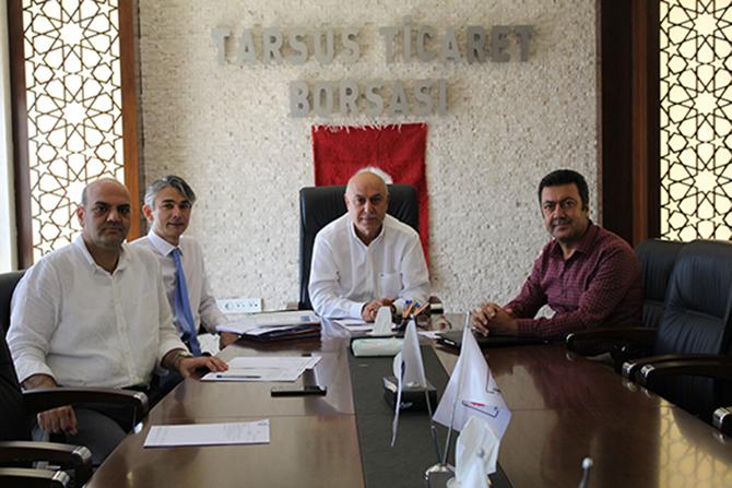 """Başkan Murat Kaya, """"ÇKA Projemiz ile Uzun Vadeli Vizyonumuza Katkı Sağlaması Planlanmıştır"""""""