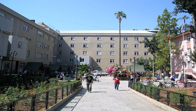 Devlet Hastanesi Ek Binada Yeni Düzenlemeler Yapıldı