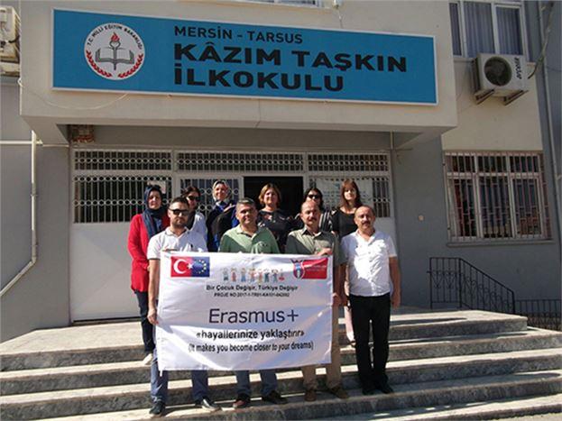 'Bir Çocuk Değişir, Türkiye Değişir' Projesi Hibe Almaya Hak Kazandı