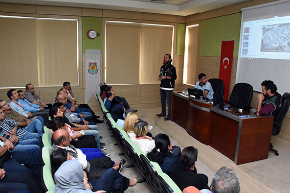 Tarsus Belediyesi Çalışanlarına 'Bağımlılıkla Mücadele' Eğitimi Verildi