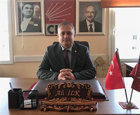 CHP İlçe Başkanı Ali İlk, Tarsus Gündemi Hakkında Açıklama Yaptı