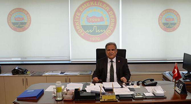 """Başkan Ömer Kurnaz, """"Kurum Hatalarına Çözüm Bulunmalı"""""""
