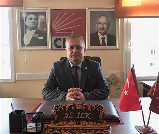"""Başkan Ali İlk, """"Kadın Hala Ailenin Temel Direğidir"""""""