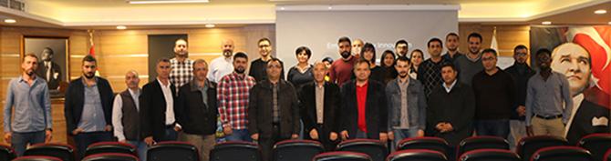 TSO'da 'Dış Ticaret Eğitimi' Verildi