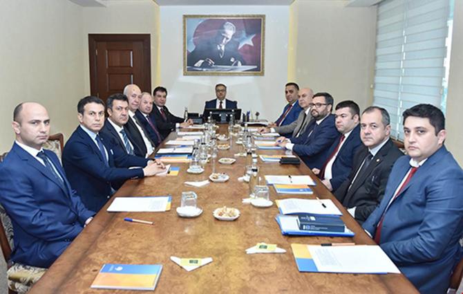 Tarsus Gıda İhtisas Osb Müteşebbis Heyeti Toplantısı Yapıldı