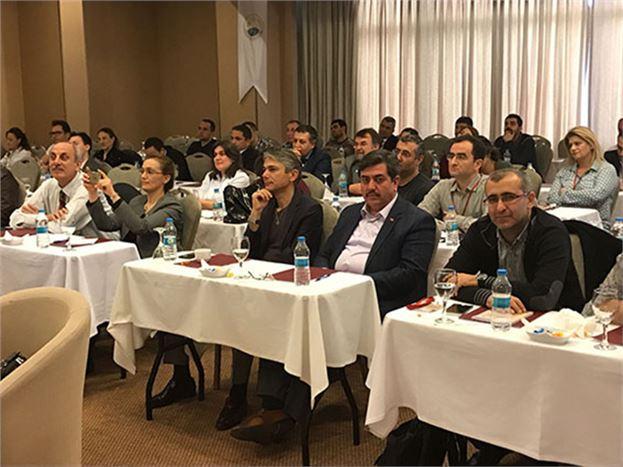 Erdoğan ve Şanlı, Zeytin ve Zeytinyağı Sektöründe Coğrafi İşaretleme' Çalıştayı'na Katıldı