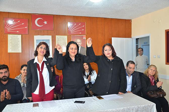 CHP İlçe Kadın Kolları Seçiminde İki Aday Var