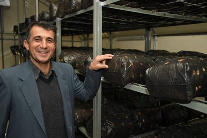 Mersin Büyükşehir Belediyesinin Üreticiye Destekleri Devam Ediyor