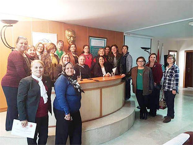 Kent Konseyi Kadın Meclisi Yeni Yönetimini Belirledi