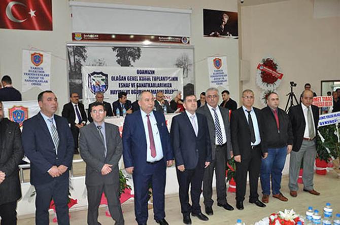 Başkan Nurettin Taş, Üyelerinin Güvenini Yeniden Kazandı