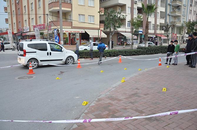 Silahlı Kavgada 1 Kişi Ölü, 2 Kişi Yaralandı