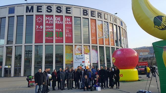 Tarsuslu UR-Ge'ciler, Almanyada İş Bağlantıları Kurmaya Başladı