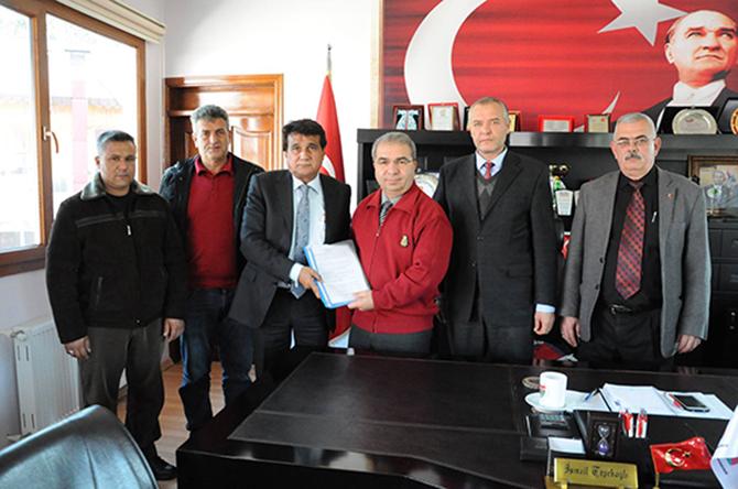 Çamlıyayla Belediyesi İşçi Yevmiyelerine Zam yapıldı