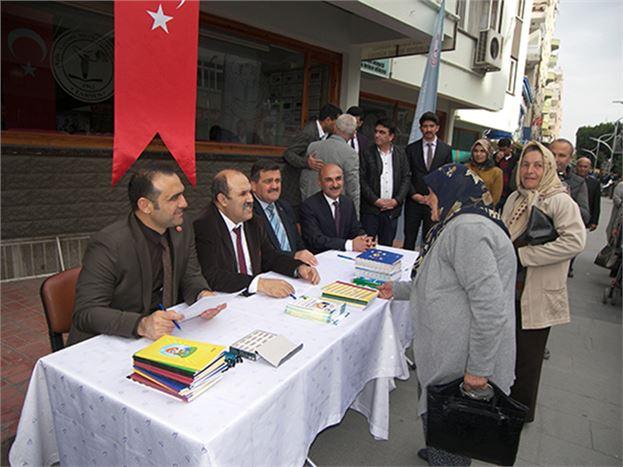 Tarsus'ta Okuma-Yazma Seferberliği Başlatıldı