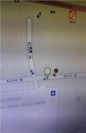 """Hırsızlar """"GPS"""" Kayıtlarından Bulundu"""