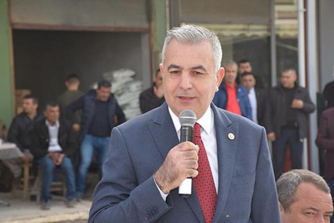Milletvekili Baki Şimşek, Mersin ve Tarsus'ta Bazı Ziyaretler Gerçekleştirdi