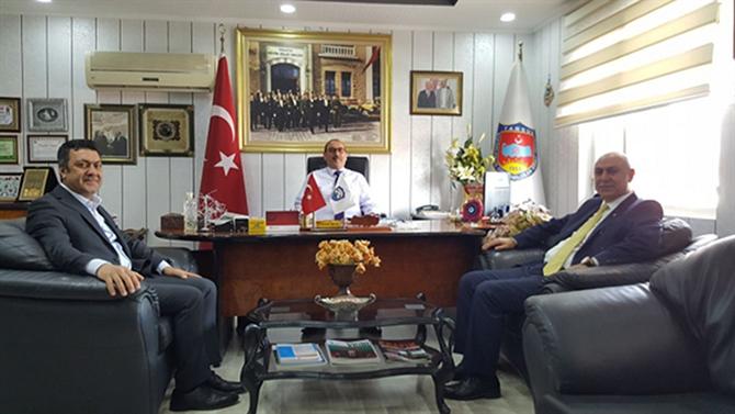 TTB'dan, Oda Başkanlarına Ziyaret
