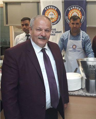 """Başkan Ali Tavman, """"Humus Yemeğinin Patentini Almaktan Dolayı Büyük Mutluluk Duyuyoruz"""""""