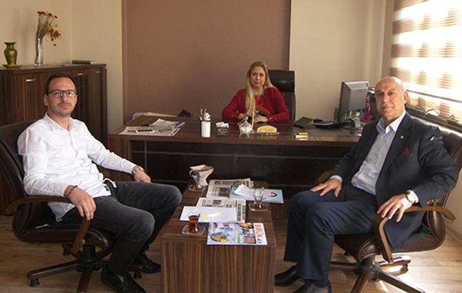 Ticaret Borsası Başkanı Murat Kaya, İki Radyo'nun Ortak Yayın Konuğu Oldu