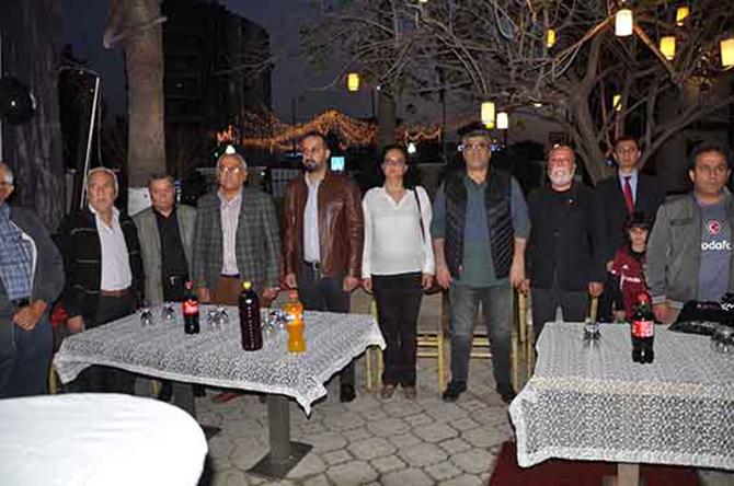 Tarsus Beşiktaşlılar Derneği 1. Kuruluş Yıldönümünde Kokteyl Düzenledi