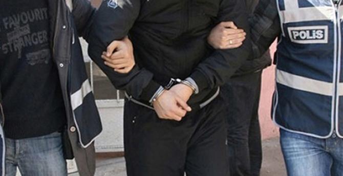 Terör Örgütü Adına Eylem Yapan 5 Kişi Tutuklandı