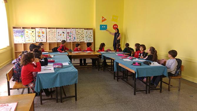 İngilizce Konuşabilsem' Projesini Öğrenciler Sevdi