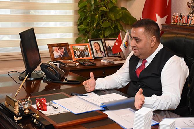 Başkan Can, Nevruz Bayramını Kutladı