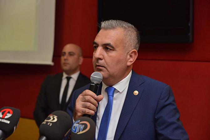 """Baki Şimşek """"Türk – İslam  Aleminin Miraç Kandilini Kutladı"""""""