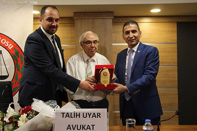 Avukatlara yönelik 'İcra Hukuku Semineri' Düzenlendi