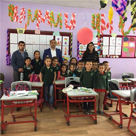 Kalaycı, Dört Okulu Daha Ziyaret Etti