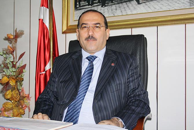 Başkan Duran Şen Tarsus Üniversitesi'nin Kurulmasını Kutladı