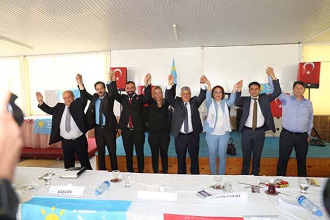 İYİ Parti Milletvekili Aday Adaylarını Tanıttı